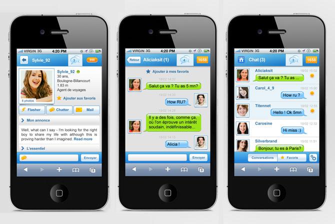 Contactos para encontrar pareja