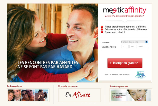 France dating service