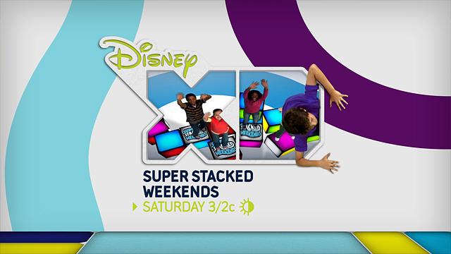 Disney Xd Montage : Disney xd branding adam wentworth